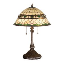 "23"" H Tiffany Roman Table Lamp"