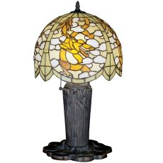 """25"""" H Chinese Dragon Table Lamp"""
