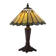 "15.5"" H Carousel Jadestone Accent Lamp"