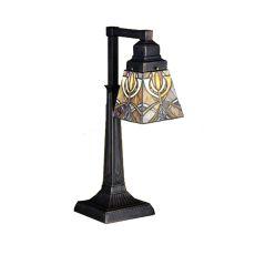 """20"""" H Glasgow Bungalow Desk Lamp"""
