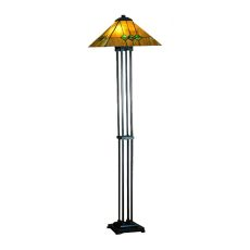 "63"" H Martini Mission Floor Lamp"