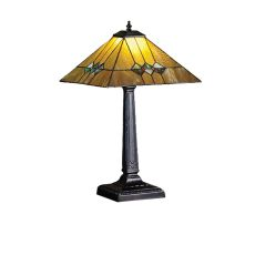 """22"""" H Martini Mission Table Lamp"""