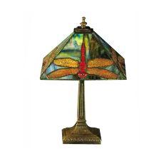 "15.5"" H Prairie Dragonfly Accent Lamp"