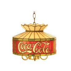 """12"""" W Coca-Cola Pendant"""