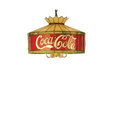 """20"""" W Coca-Cola Pendant"""