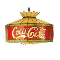 """24"""" W Coca-Cola Pendant"""