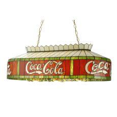 "40"" L Coca-Cola Oblong Pendant"