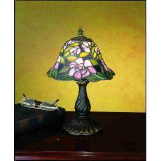 """13"""" H Begonia Mini Lamp"""