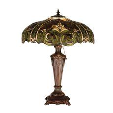 """24"""" H Bavarian Table Lamp"""