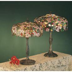 "28.5"" H Tiffany Cherry Blossom Table Lamp"