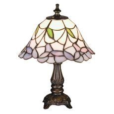 "11.5"" H Daffodil Bell Mini Lamp"