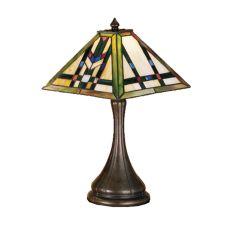 """17"""" H Prairie Wheat Accent Lamp"""