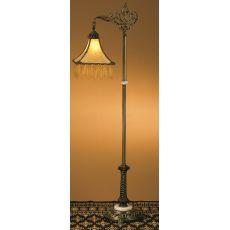 """59"""" H Victoria Bridge Arm Floor Lamp"""