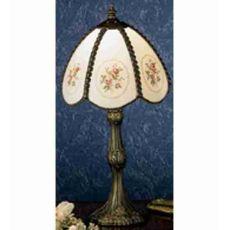 """17"""" H Rose Bouquet Accent Lamp"""