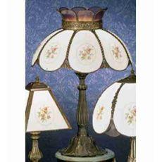 "27"" H Rose Bouquet Table Lamp"