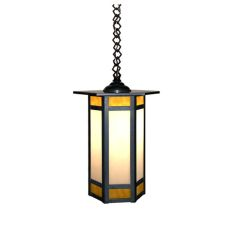 "11"" W Albany Lantern Pendant"