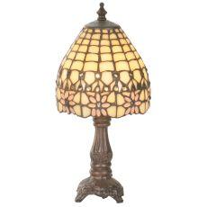 "13"" H Victorian Flourish Mini Lamp"