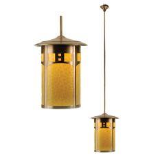 """16"""" W Fulton Travers Lantern Pendant"""