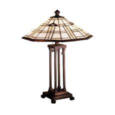 "24"" H Arrowhead Mission Table Lamp"
