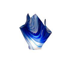 """8"""" W Metro Curacao Swirl Shade"""