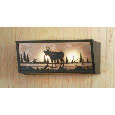 """16"""" W Moose Creek Vanity Light"""