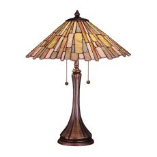 "23"" H Delta Jadestone Table Lamp"