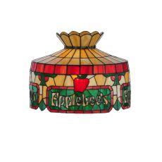 "16"" W Personalized Applebee's Shade"