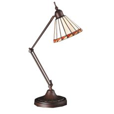 "23"" H Prairie Mission Adjustable Desk Lamp"