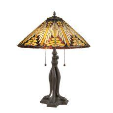 "25.5"" H Nuevo Mission Table Lamp"