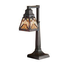 """20"""" H Nuevo Mission Desk Lamp"""