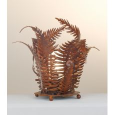 """17"""" H Fern Outdoor Table Lamp"""