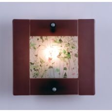 """12"""" W Metro Fusion Fall Of My Youth Wall Sconce"""