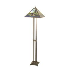 "63"" H Loon Floor Lamp"