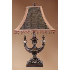 """29"""" H Alhambra Oblong Desk Lamp"""