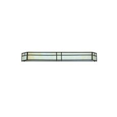 "48"" W Hyde Park Double Bar Mission Wall Sconce"