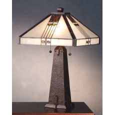 "23"" H Pasadena Rose Table Lamp"