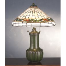 """25"""" H Bungalow Pine Cone Table Lamp"""