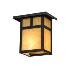 "6.5"" W Hyde Park T Mission Wall Sconce"