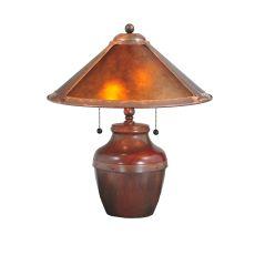 """19"""" H Van Erp Table Lamp"""