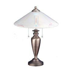 "23.5"" H Metro Fusion Saturn Table Lamp"