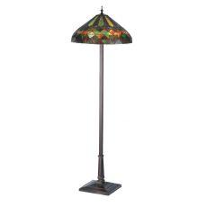 "60"" H Byzantine Dome Floor Lamp"
