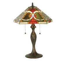 "22.5"" H Moroccan Table Lamp"