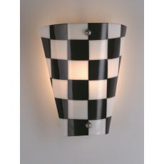 """9"""" W Metro Fusion My Brother Mario Wall Sconce"""