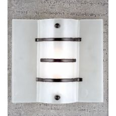 """12"""" W Metro Fusion Robbi Wall Sconce"""