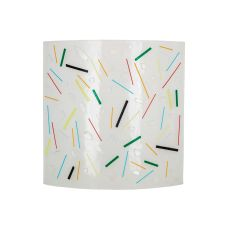 """11"""" W Metro Fusion Circus Replacement Shade"""