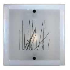 """12"""" W Metro Fusion Twigs Wall Sconce"""