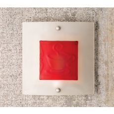 """11"""" W Metro Fusion Caffe Wall Sconce"""