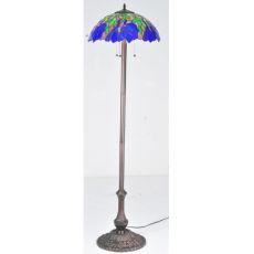 """61"""" H Iris Floor Lamp"""