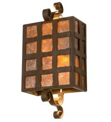 "10""W Monte Christo Wall Sconce"