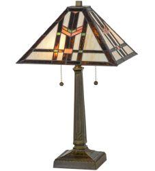 """23.5""""H Prairie Wheat Table Lamp"""